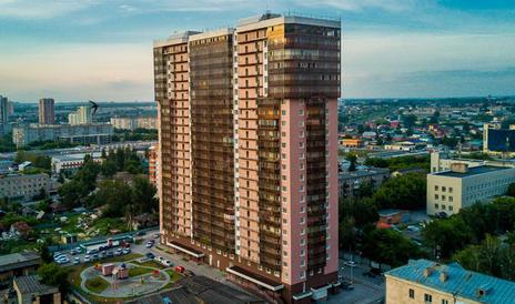 Фотография ЖК Лазурит Новосибирск