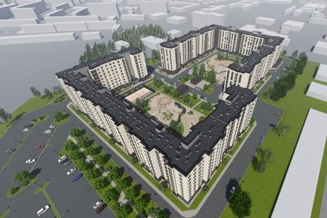 Фотография ЖК Цивилизация Новосибирск