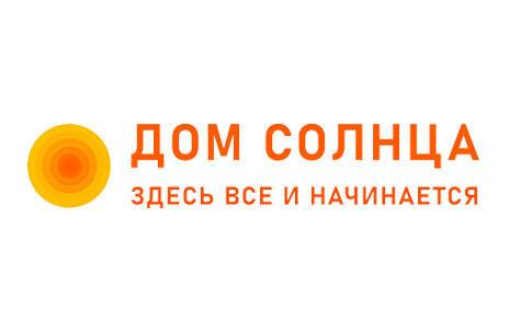 Логотип застройщика Дом Солнца