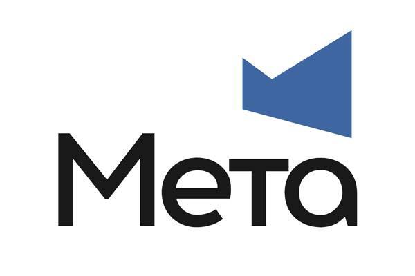 Логотип застройщика Мета
