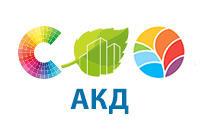 "Логотип застройщика АО ""АКД-Холдинг"""